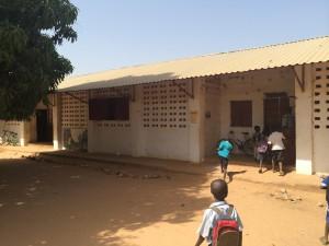 Deel schoolgebouw 2